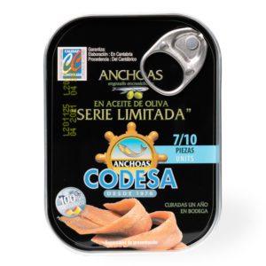 Anchoas - Codesa Serie Limitada 7/10
