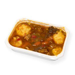 Comida casera - Guiso de carne con patata