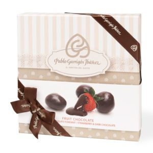 Dulces y chocolates - Pablo Garrigos - Fresas con chocolate