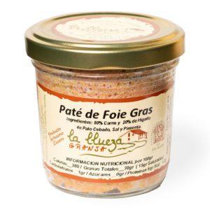Foie - Finca la Llueza - Paté de Foie Grass