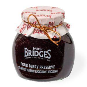 Mermelada artesana - Mr Bridge - Frutos rojos