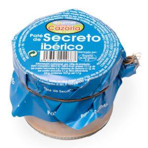 Paté - Secreto Ibérico Sierra Cazorla