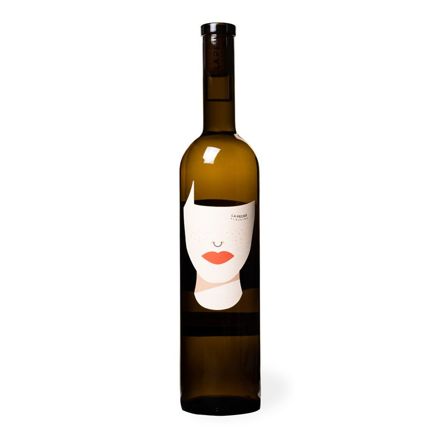 Vino - Albariño - La Pecas albariño