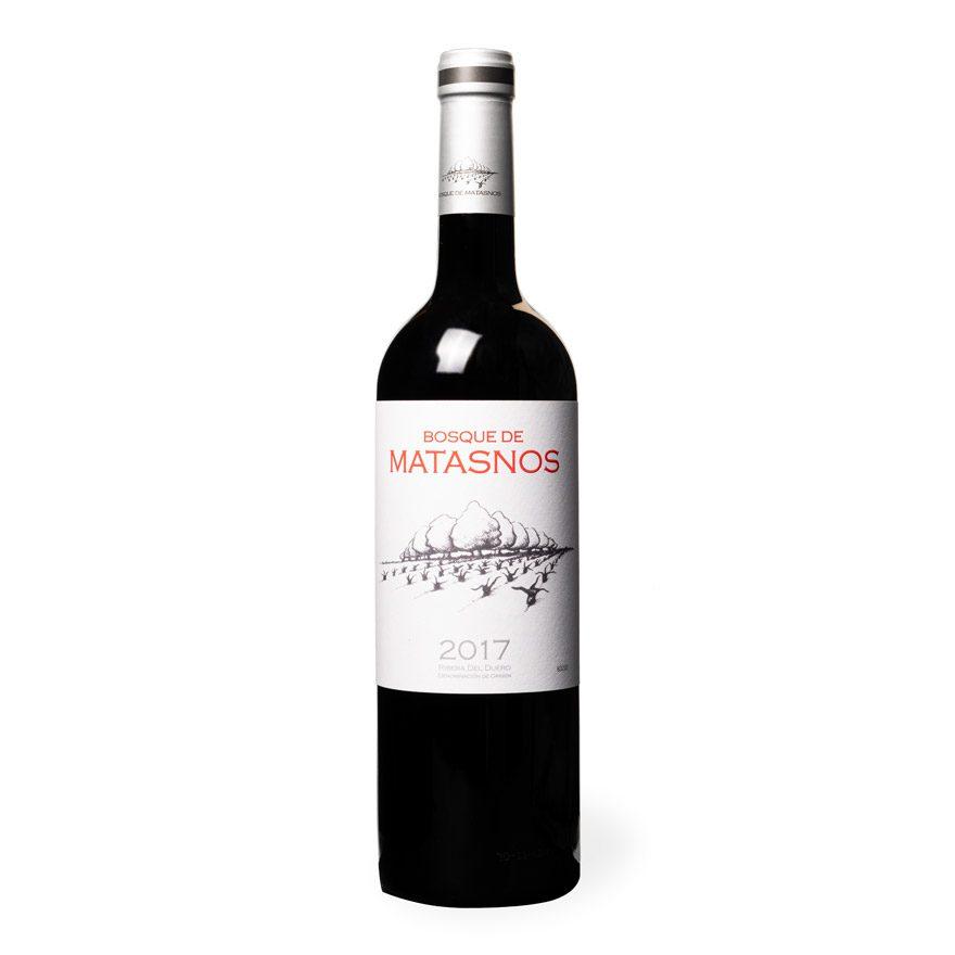 Vino - Ribera del Duero - Bosque de Matasnos