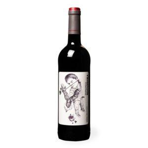 Vino - Ribera del Duero - Matanegra Perillán