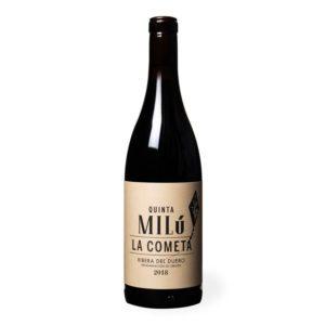 Vino - Ribera del Duero - Quinta Milú La Cometa