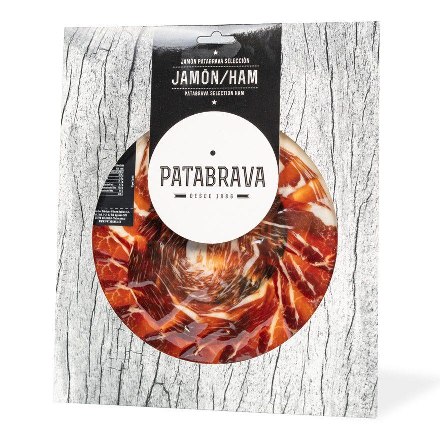 "Embutido Ibérico - Jamón cebo de campo ""Patabrava"""